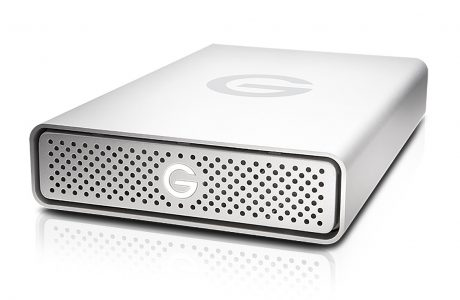 MacBook Şarj Edebilen WD G-Drive USB-C Harici Disk Özellikleri