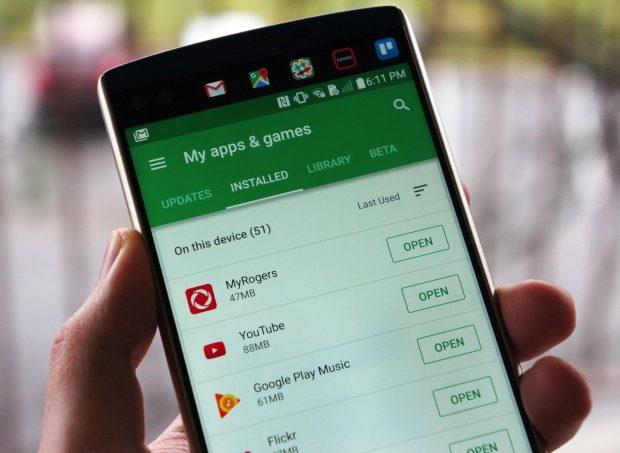 Android'in Yeni Sıralama Filtreleri Kullanılmayan Uygulamaları Temizlemenize Yardımcı Oluyor