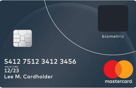 Mastercard, yeni Biometric Card ile Ödemelerde Güvenlik Bir Üst Seviyede
