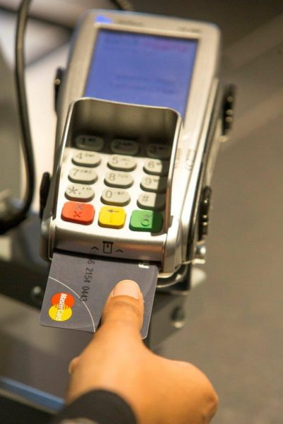 MasterCard Biyometrik Kredi Kartı