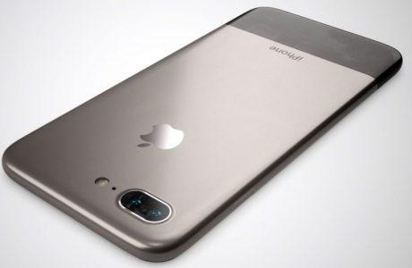 Martin Hajek'in iPhone X Tasarımı Oldukça Gerçekçi Görünüyor