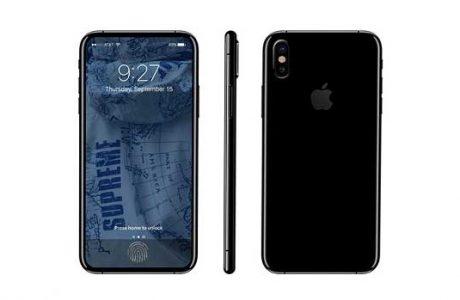iPhone 8 'in Uçtan-UcaOLED Ekranı Gösteren Görüntüleri Sızdı