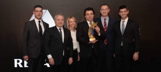 2017 Türkiye'de Yılın Otomobili Renault Megane Sedan