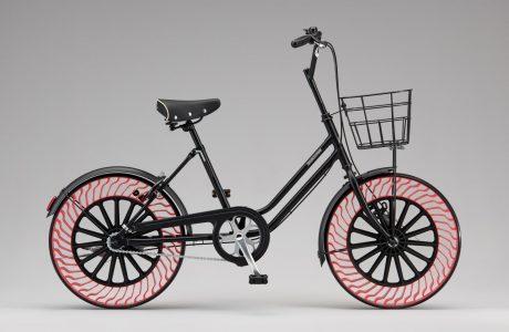 Bridgestone Air Free Konsept, Patlamayan Bisiklet Lastiği 2019'da Geliyor