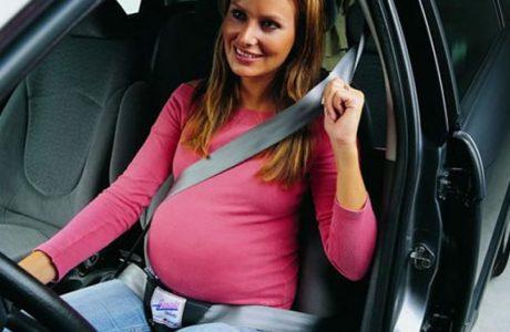 Anne Adayları Hangi Emniyet Kemerini Kullanmalı? Bir Kemer, iki CAN