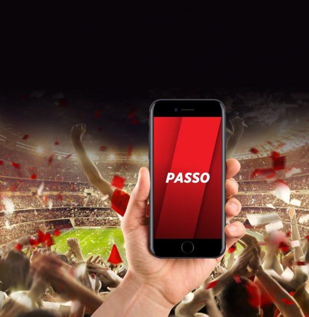 Cep Telefonundan Maç Bileti Almak Artık Kolay, Passo Mobil Uygulaması