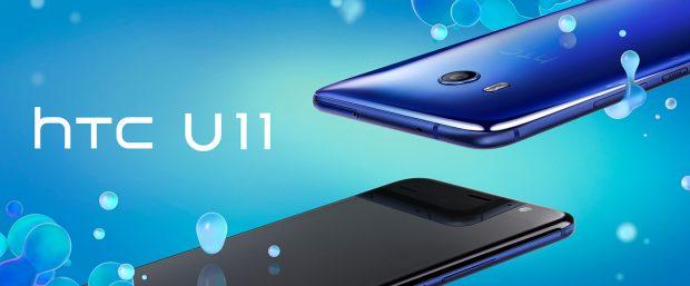 Yeni HTC U11'i Yakından Tanıyın, Tüm Dikkat Çekici Özellikleri?