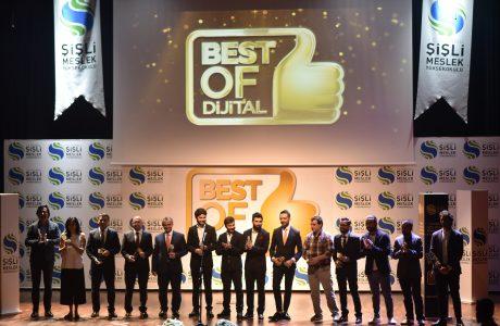 15 Kategoride Best Of Dijital 2017 Ödülünü Kazananlar Belli Oldu