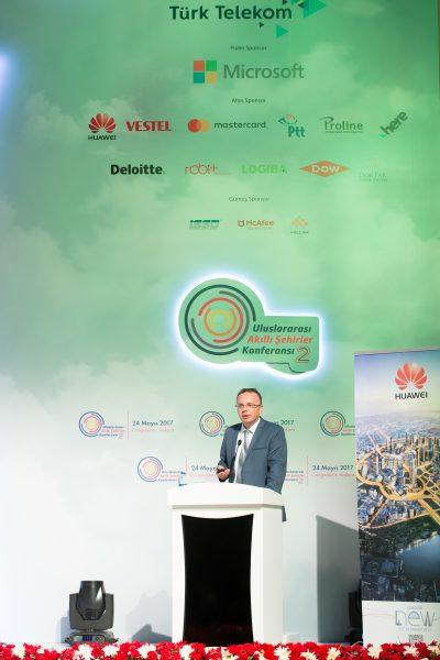 Huawei Akıllı Şehir Çözümleri Platform, Şebeke ve Cihazlara Odaklı