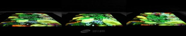 Samsung Dinamik Esneyebilen AMOLED Ekran