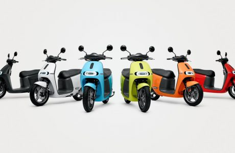 Gogoro 2 Elektrikli Scooter, Şehiriçi Ulaşımı Daha Rahat Hale Getirebilir
