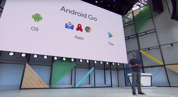 Android 8.1 Preview - Android GO