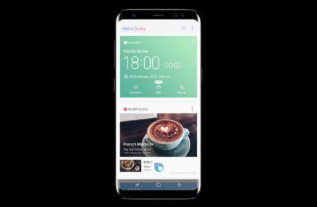 Samsung Akıllı Asistan Bixby'yi Güney Kore'de Kullanıma Sundu