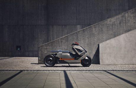 BMW Motorrad Concept Link: BMW En Yenilikçi Motosiklet Konsepti