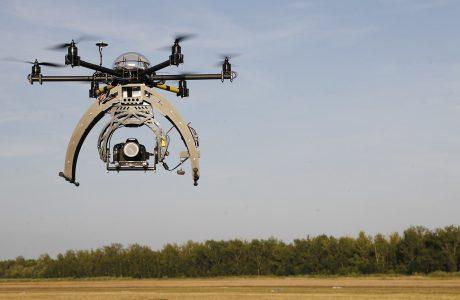 Qualcomm: Drone'lar LTE Bağlantısı ile Kontrol Edilebilir