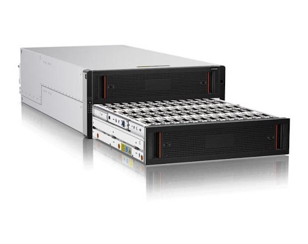 Lenovo'nun Yeni Depolama Çözümü DSS-G, Maliyetleri 8 Kat Azaltıyor