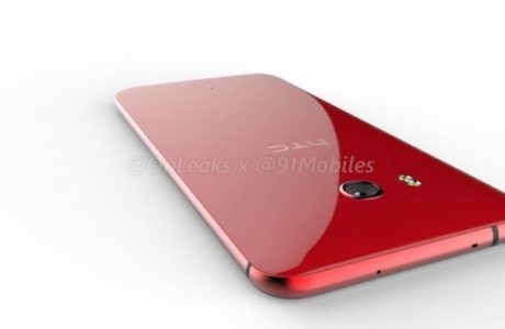 Kırmızı HTC U 11 360 Derece Görüntüsü Ortaya Çıktı