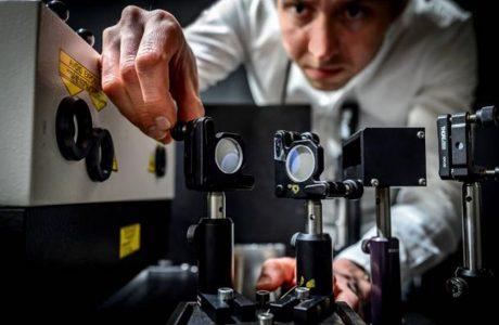 Dünyanın En Hızlı Kamerası Saniye Beş Trilyon Görüntü Çekiyor