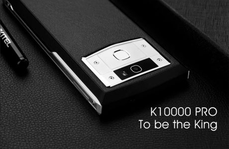 Oukitel K10000 Pro,10000 mAh'lik Bataryayı 3 Saatte Şarj Ediyor