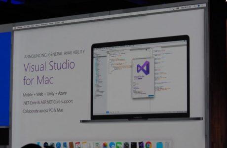 Microsoft Visual Studio For Mac Herkesin Kullanımına Hazır, Şimdi Dene!