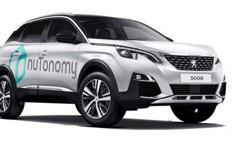 Peugeot Özerk Otomobil Testlerine Singapur'da Başlıyor