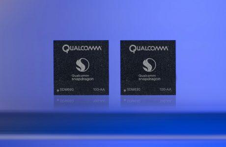 Qualcomm Snapdragon 660 ve 630, Orta Seviyeye Daha iyi Oyun Performansı