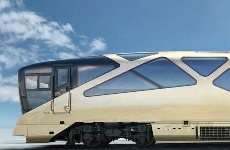 Japonya'nın Yeni Ultra Lüks Treni Shiki-Shima, Bilet Fiyatı 10.000 Dolar