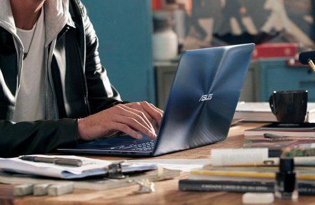 4K Dokunmatik Ekranlı Yeni ASUS ZenBook Pro UX550
