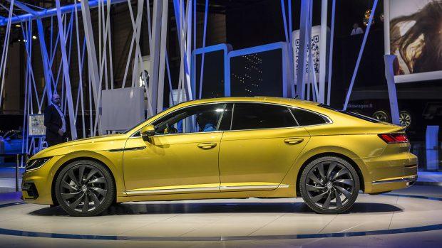 Volkswagen Arteon Acil Durum Asistanı 2.0