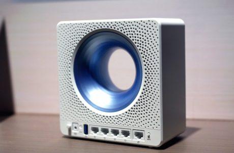Asus Blue Cave Router, Asus'tan Yeni Mavi Delikli Wi-Fi Yönlendirici
