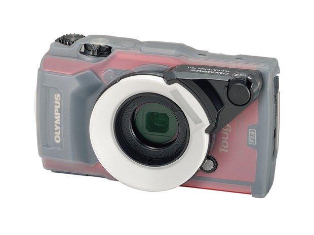 Yeni Olympus Tough TG-5, Taş Gibi Sağlam ve 4K Video Desteği Sunuyor