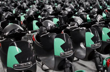 Gogoro ve Bosch, Paris'te Elektrikli Scooter Paylaşım Servisi Açtı