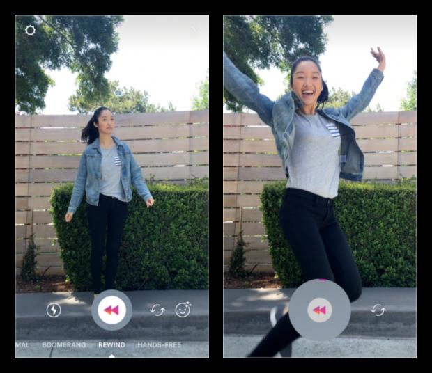 Instagram Yüz Filtreleri, Videolara Geri Düğmesi ve Hashtag Özelliklerini Ekledi