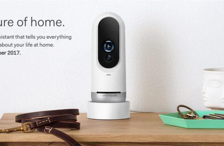 Lighthouse AI CAMERA, Ev Sahiplerini Tanıyan Güvenlik Kamerası