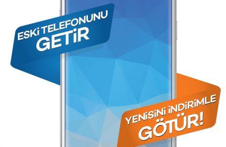TeknoSA'dan Eski Telefonu Getir Yenisini indirimle Götür