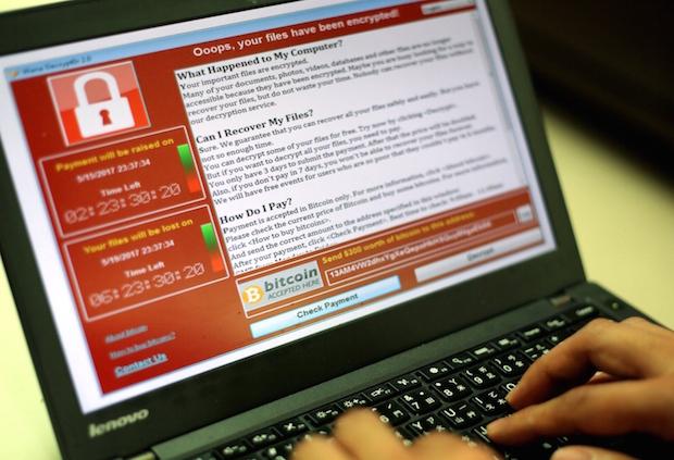Korsan Windows WannaCry'ın Rusya ve Çin'de Yayılmasını Sağladı
