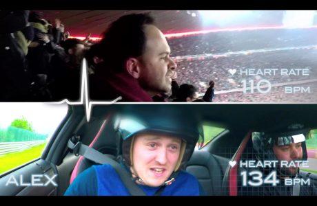 UEFA Şampiyonlar Ligi ve Nissan GT-R Heyecan Endeksi Videosunu izle!