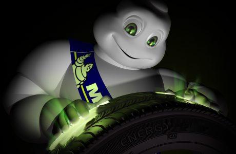 Michelin Yeşil Lastik Konseptiyle CO² Salınımını 45 Milyon TON Azalttı