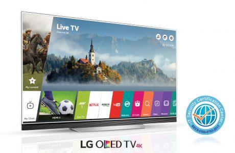 LG webOS 3.5 Smart TV Platformu Veri Güvenliği Sertifikası Aldı