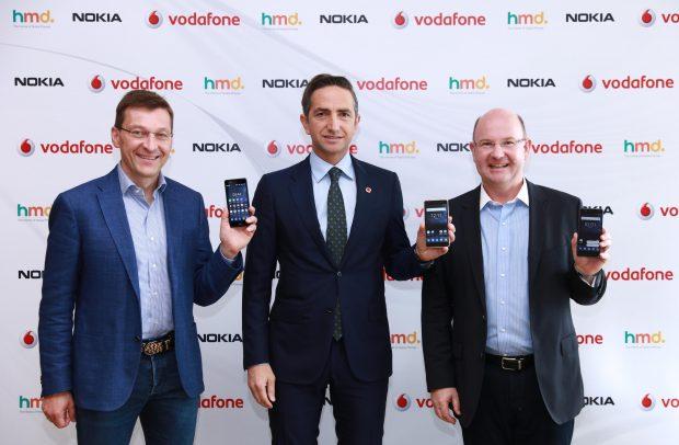 Yeni Nokia Sadece VODAFONE Mağazalarında Satılacak, Efsane Vodafone'da