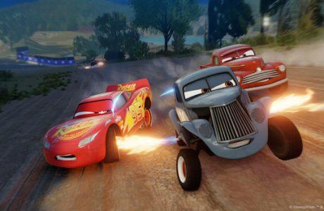 Cars 3 Driven to Win, Şimşek McQueen ile Yarışmaya Var mısın?