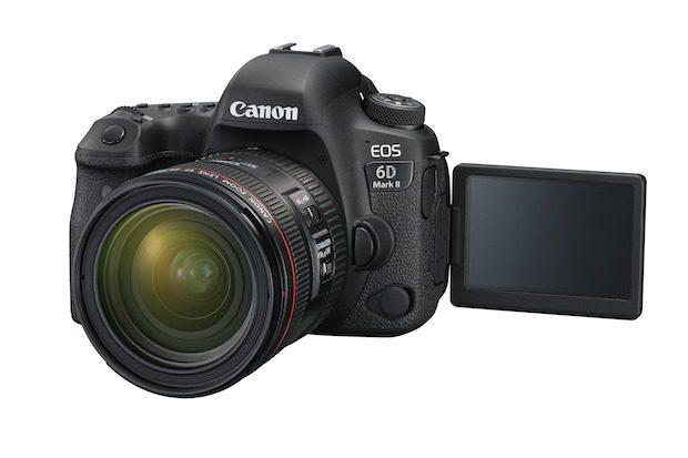 Yeni CANON EOS 6D Mark II
