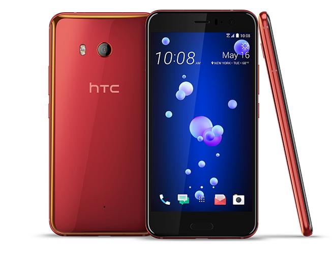 HTC U11 Solar RED, Güneş Kırmızı HTC U11 Amerika'da Satışa Çıktı