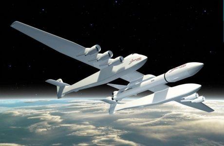 Uzay Araçlarını Taşıyacak Dünyanın En Büyük Uçağı Testlerine Başlıyor
