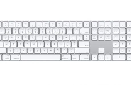 Apple, Yeni Wireless Magic Keyboard'a Sayısal Bir Tuş Takımı Ekliyor