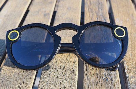 Snap'in Kameralı Gözlüğü Spectacles London Eye ile Avrupa'da