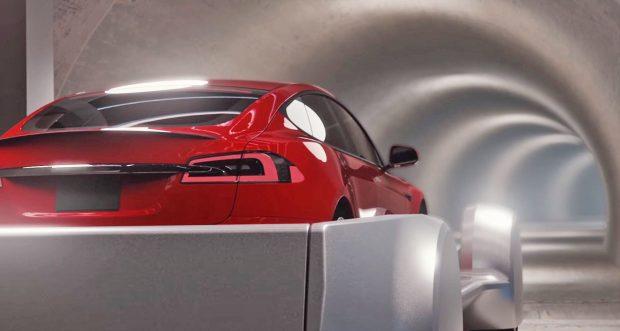 Elon Musk'ın Yeraltı Trafik Tünellerini ilk Kullanan Los Angeles Olabilir