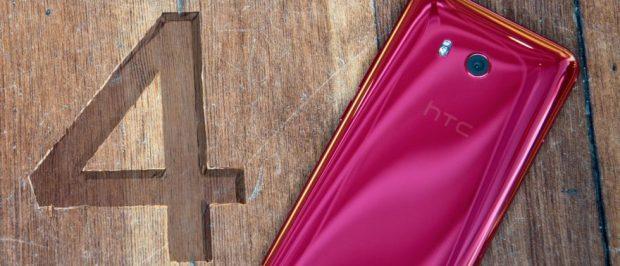 Güneş Kırmızı HTC U11