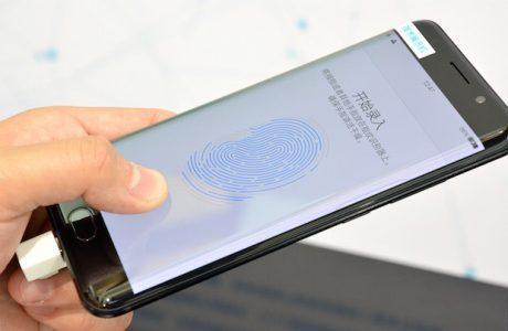 Vivo Ekran içi Parmak izi Teknolojisini MWC Şangay'da Ortaya Çıkardı