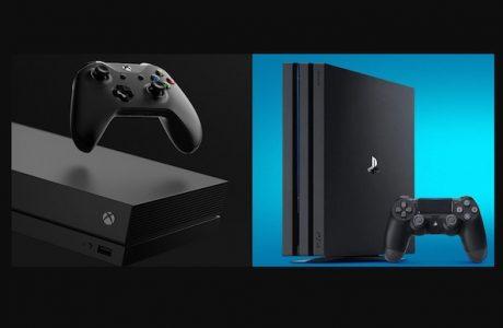 Xbox One X ve PlayStation 4 Pro Karşılaştırması, 4K ve Daha Fazlası
